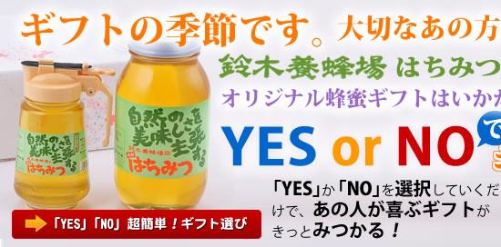 yes-no-ギフト選び