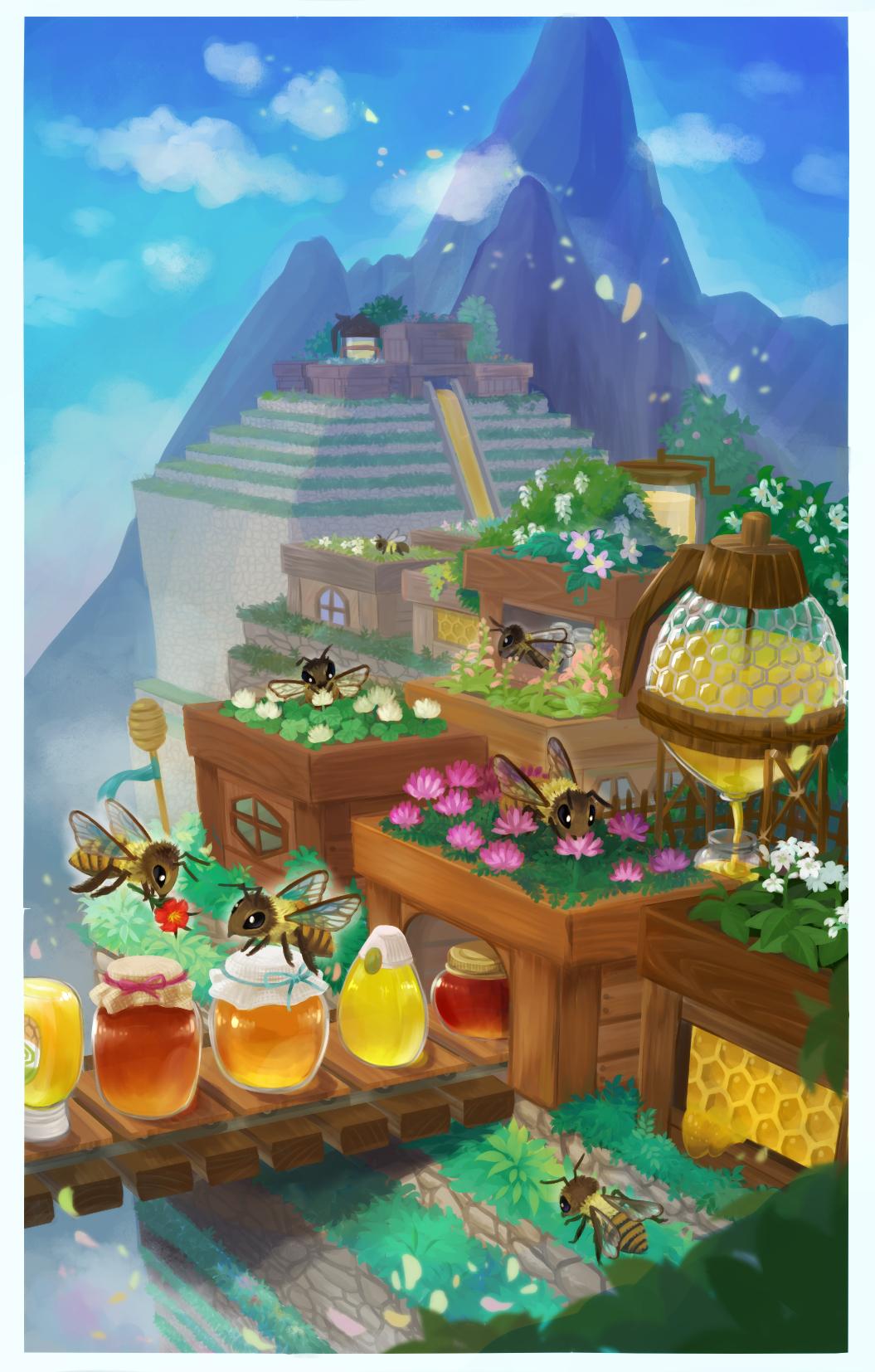 空想養蜂場